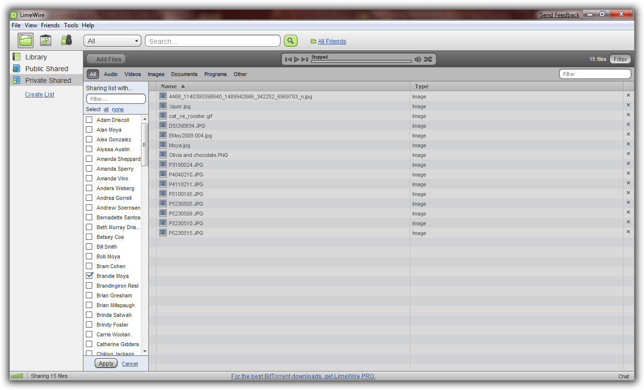Download Free Limewire Old Version 61