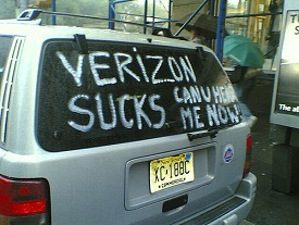 Verizon to Forward Warnings from RIAA, MPAA