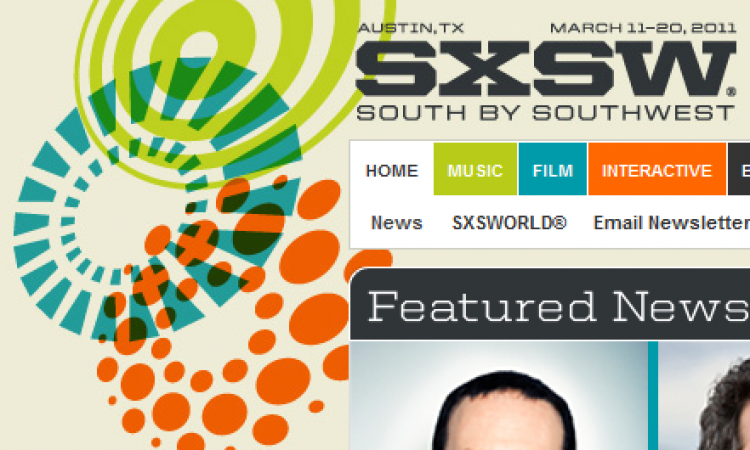 Annual Free Music BitTorrent Download – 4.49GB from SXSW