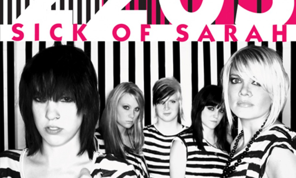Sick of Sarah BitTorrent Album Surpasses 1 Million Downloads