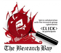 "Pirate Bay Becomes ""Research Bay"" to Help P2P Study"