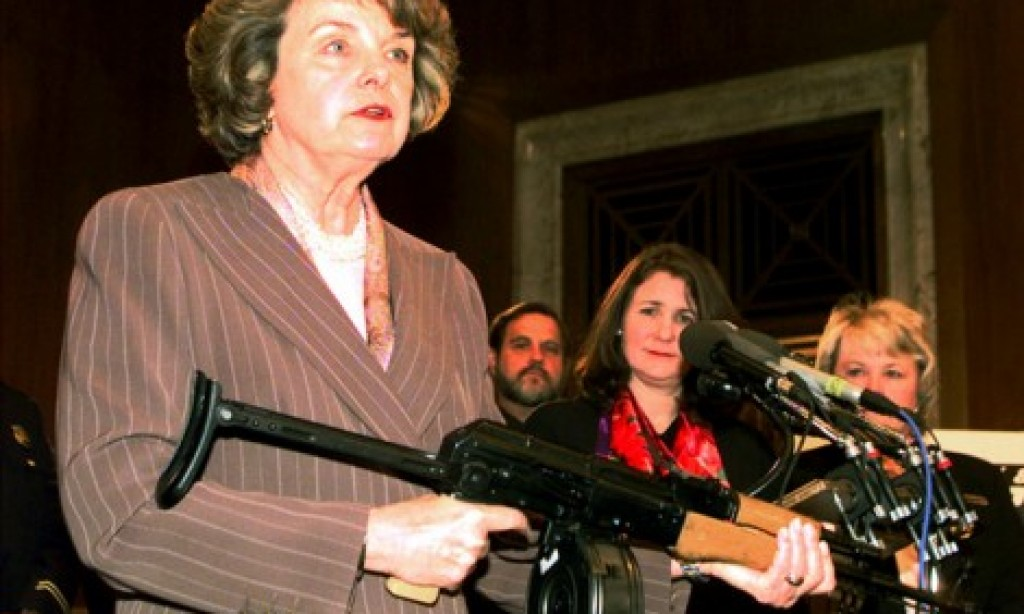 Senator Feinstein: Filtering the Internet Does Not Violate Free Speech