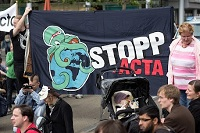 Worldwide Protest Againt ACTA – Protest Pictures Begin Streaming In