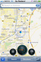 How to Add Speedometer, Compass & Elevation to iPhone's Maps