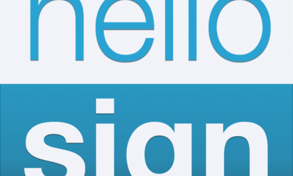 Contracts of the future: New App HelloSign Introduces Digital Signatures