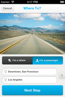 Ridejoy: Ride-Share with Your iPhone