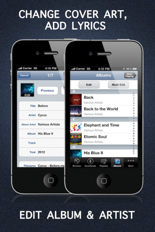 A roundup of the top 5 iPhone apps for finding and downloading free