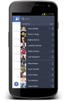 Facebook for Android Redesigned, Adds Instant Photo Upload