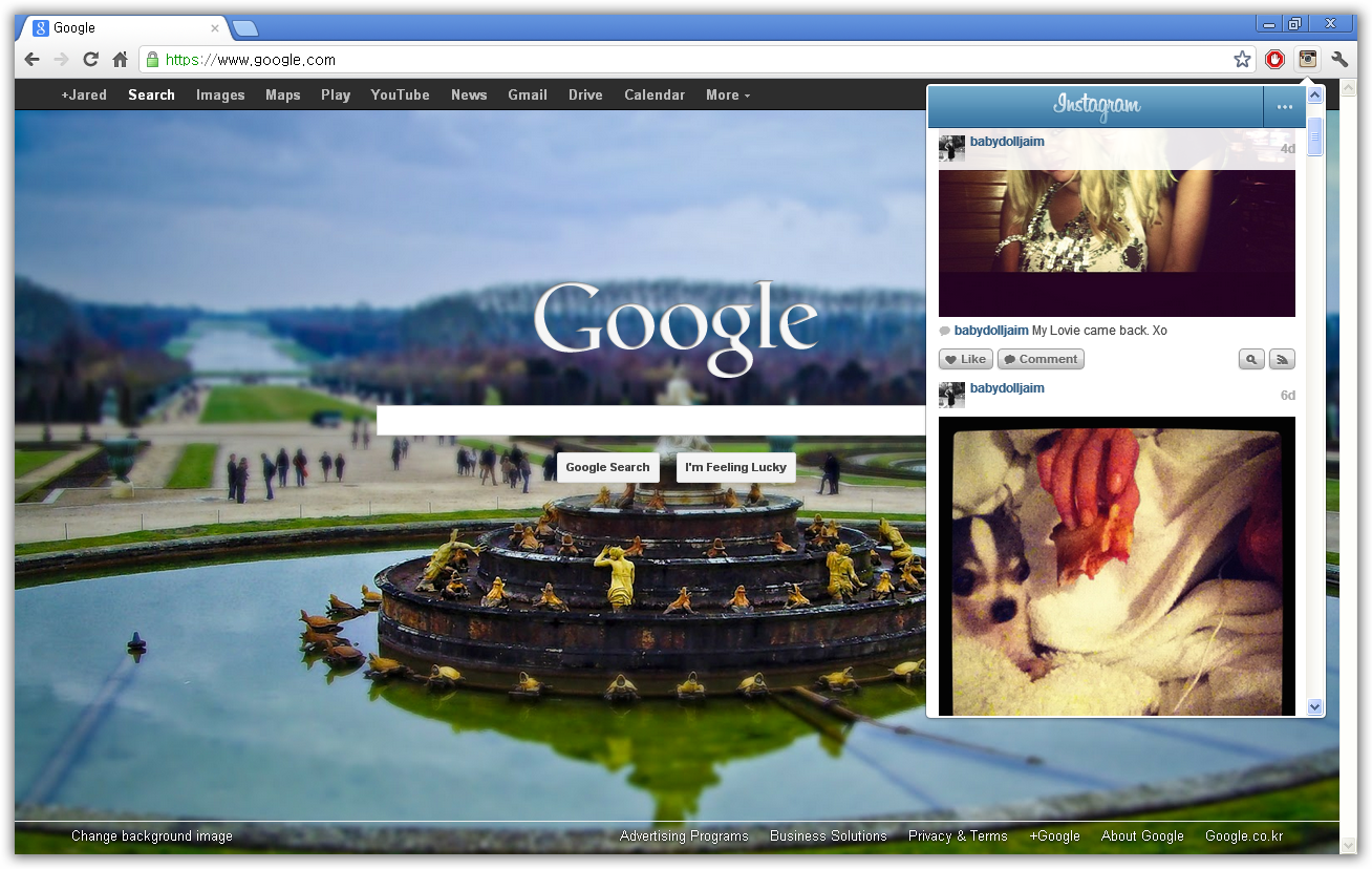 Instagram for Chrome: View Instagram Photos on Your Desktop