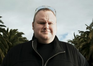 Mega founder Kim Dotcom