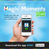 cafepress magic moments app