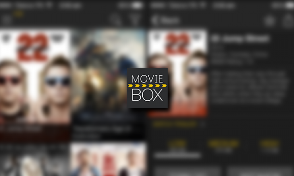Movie Box: Free iOS App Lets You Watch Movies, TV Shows for FREE