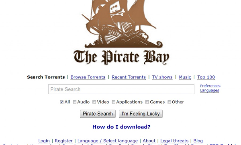 Pirate Bay and other torrent search sites now accepting Bitcoin