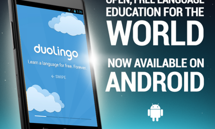 Duolingo Launches Free App for Android Devices