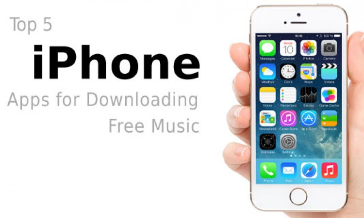 Top 5 iPhone Apps for Downloading Free Music