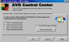 AVG Anti Virus Settings