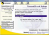 Norton Personal Firewall Settings