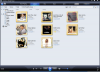 Windows Media Player 11 Folders