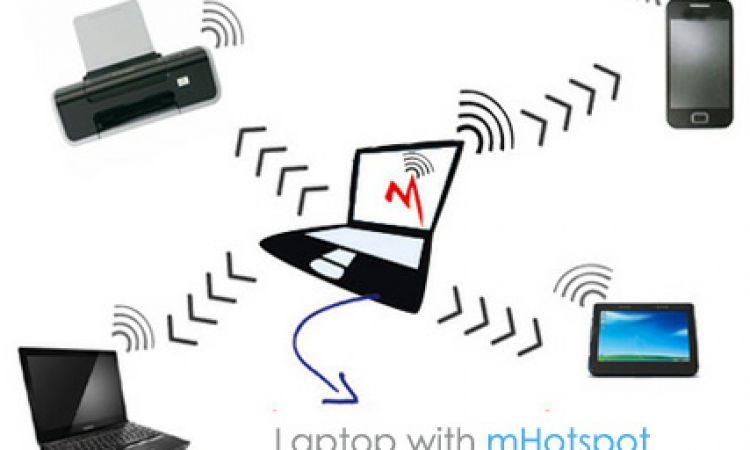 How to Turn Your Windows Laptop Into a Wi-Fi Hotspot for FREE