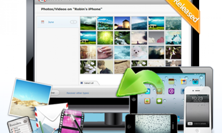 EaseUS MobiSaver: Recover Lost iPhone & iPad Photos